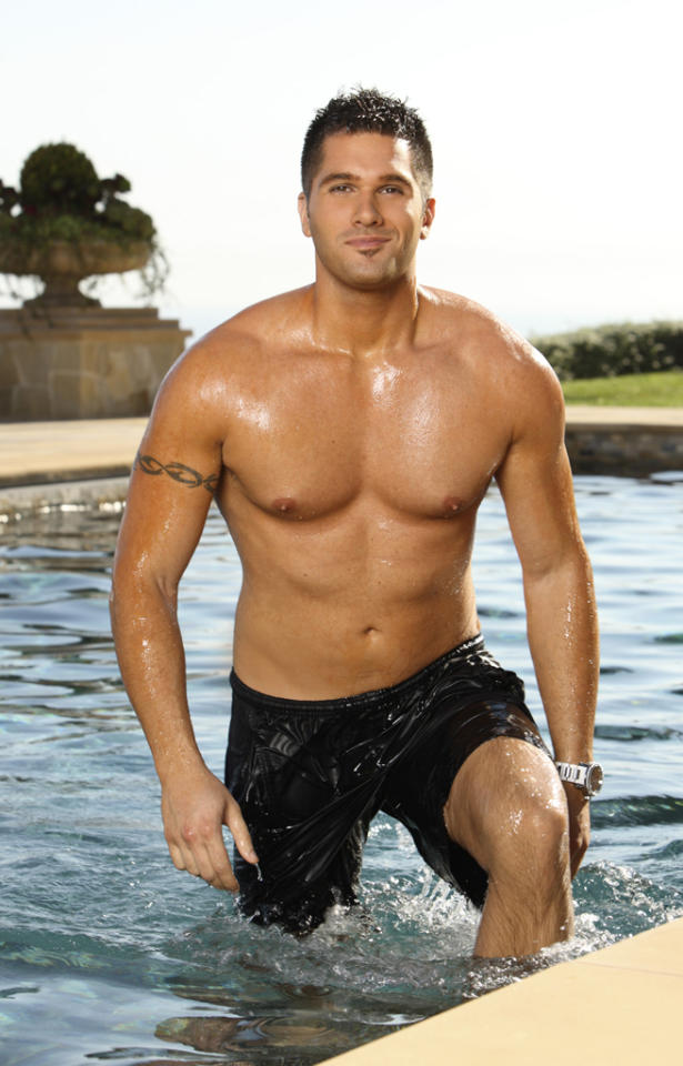 "Justin 'Rated R' Rego, Entertainment Wrestler<br><br>  Most of the male contestants on ""<a href=""http://tv.yahoo.com/bachelorette/show/34988/"">The Bachelorette</a>"" leave their jobs at the office, but not wrestler Justin ""Rated R"" Rego. He turned the mansion into his own personal wrestling ring, making his Season 6 debut with a broken foot and plenty of self-promotional material. The entertainment wrestler (that's wresting for spectacle, not sport) called himself ""Rated R"" and talked himself up nonstop. Justin went so far as to show off his special wrestler growl when trying to charm Bachelorette Ali Fedotowsky. This didn't sit well with the other guys, or America."