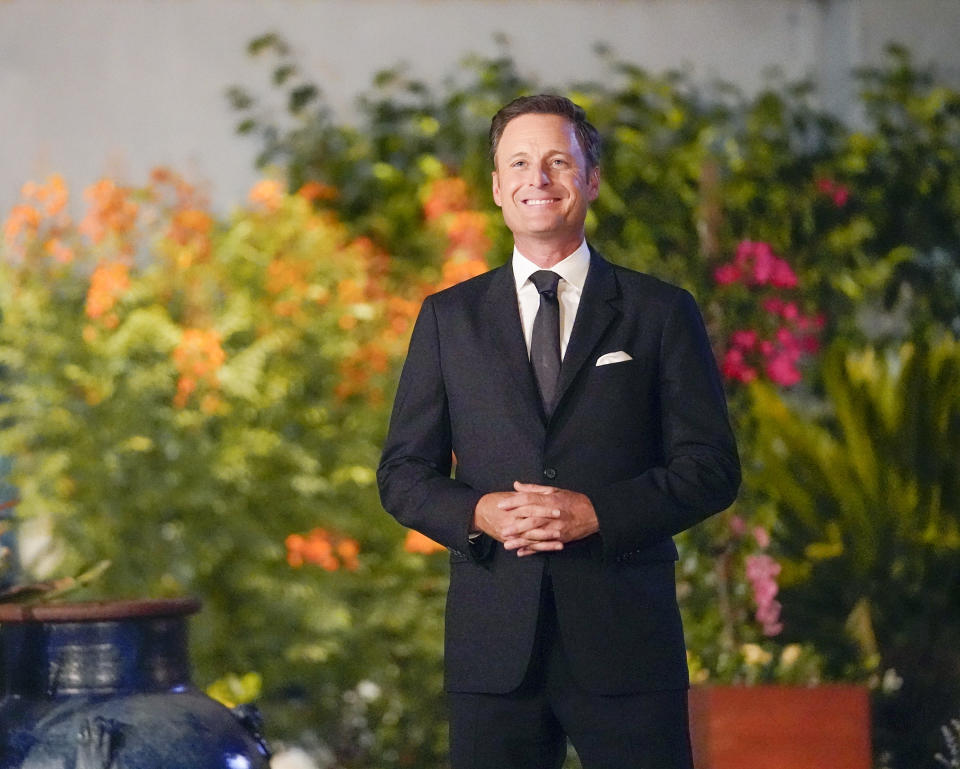 Calls for Chris Harrison's firing from the Bachelor franchise grow louder as Taylor Nolan and previous contestants weigh in.