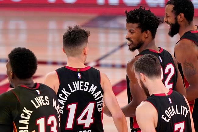 Jimmy Butler was an easy get for NBA Finals-bound Heat