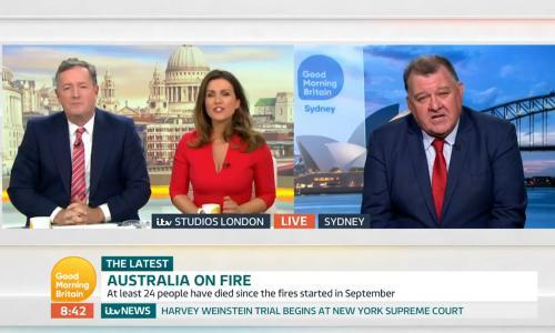 Craig Kelly interview: senior government MPs distance themselves after Piers Morgan lashing