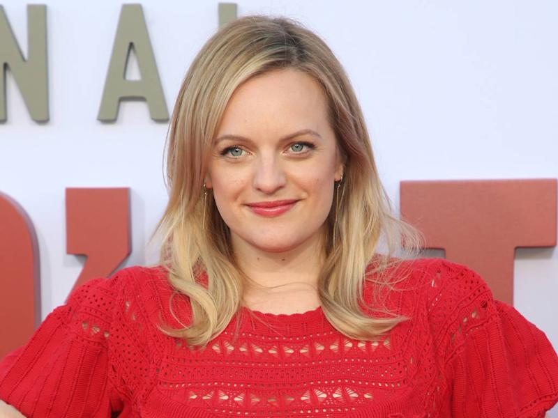 Elisabeth Moss looks to Meryl Streep for tips on keeping her personal life private