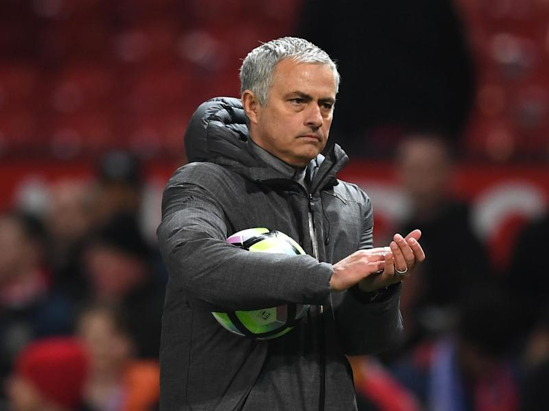 Mourinho has confidence his players will behave in the correct way (Getty )