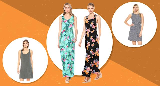 Amazon Brands include some of the cutest summer clothes we've found online, and today they're on major sale. (Photo: Amazon)