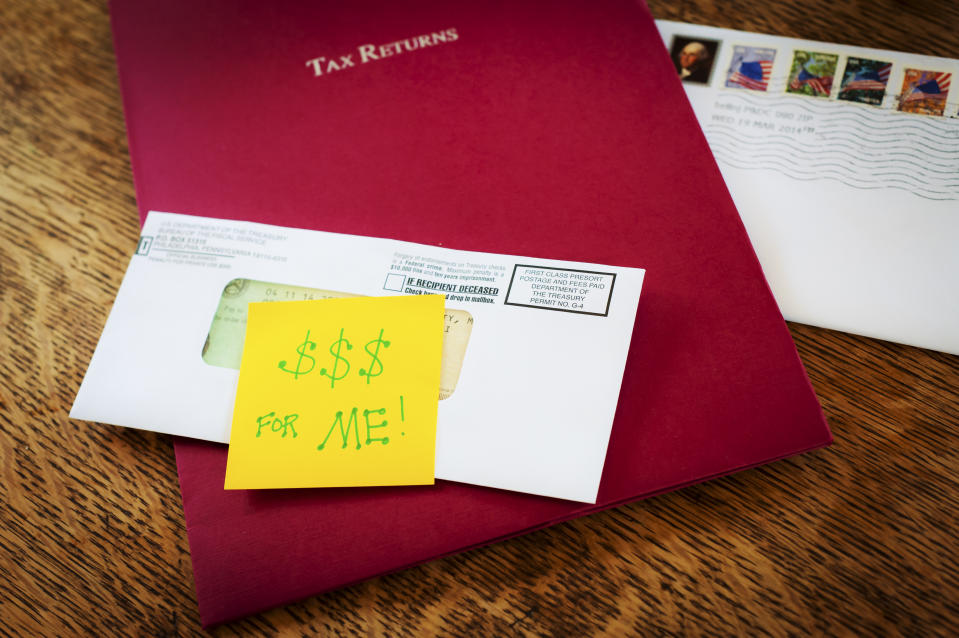 Tax return & refund