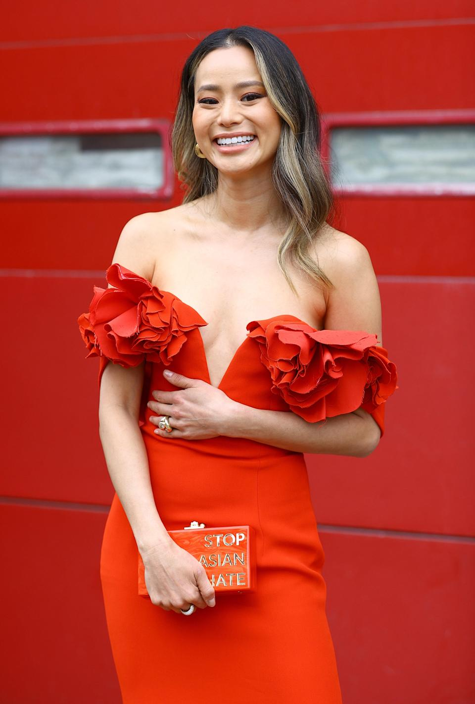 """<h1 class=""""title"""">Celebrities Get Ready For The 27th Annual Screen Actors Guild Awards</h1><cite class=""""credit"""">Dimitrios Kambouris</cite>"""