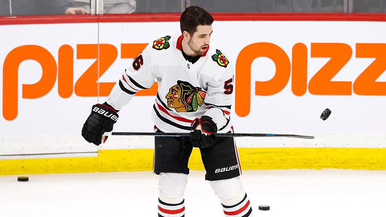 The NHL Trade Deadline is weighing on Blackhawks players' minds