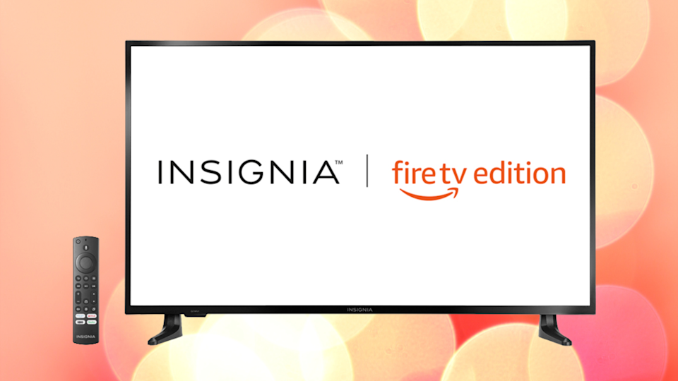 Insignia 55-inch Smart 4K Ultra HD—Fire TV Edition. (Photo: Amazon)