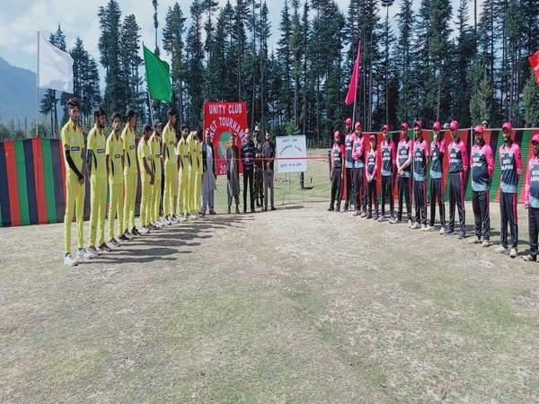 Cricket fever has gripped the Union Territory of Jammu and Kashmir with the launch of the Unity Cup Cricket Tournament on Thursday.