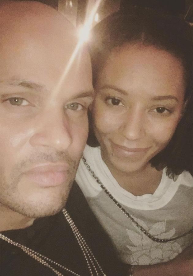 The pair have posted plenty of loved-up pics in the past. Source: Instagram