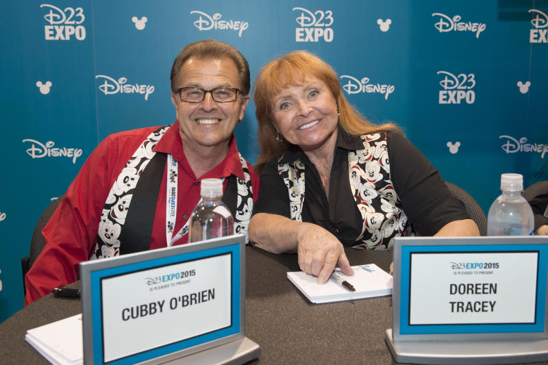 Original Mouseketeer Doreen Tracey Dies Aged 74