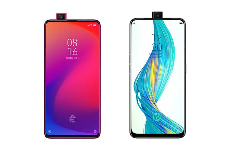 Xiaomi Redmi K20 vs Realme X: Battle of the Best Mid-Range Smartphone Heats up
