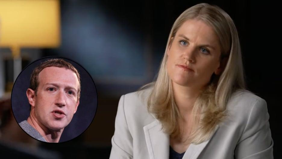 Facebook Whistleblower Is Ex-Product Manager Who Gave SEC Tens of Thousands  of Documents (Video)