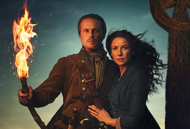 'Outlander': Jamie, Claire fight for family in Season 5 trailer