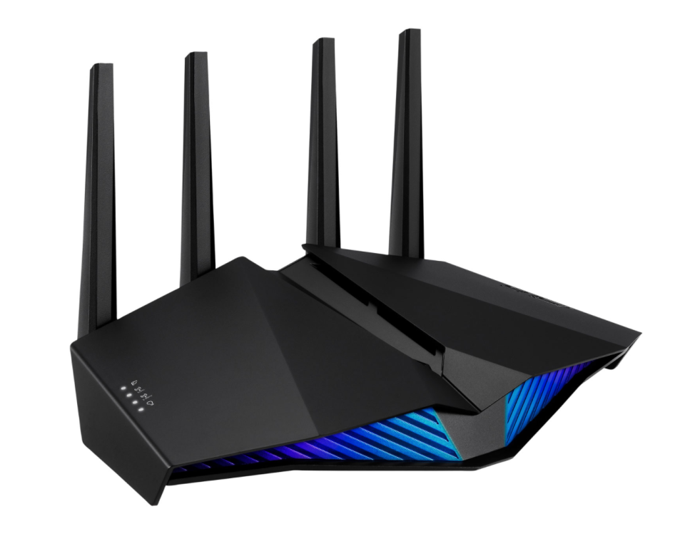 ASUS 6-Stream Wireless AX5400 Dual-Band Wi-Fi 6 Router (Photo via Best Buy Canada)