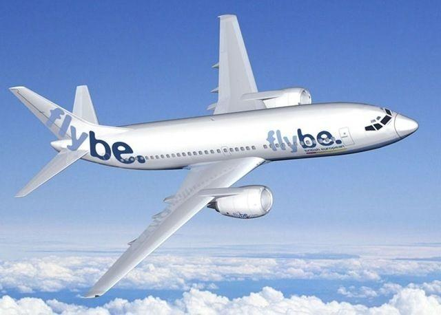 Britain strikes last-minute deal to keep Flybe flying