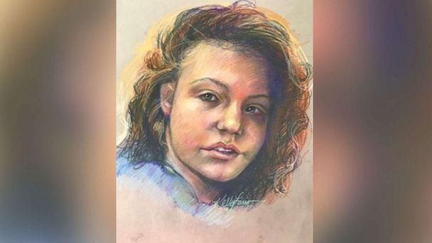 PHOTO: An unidentified female found murdered in Georgia in 1981, depicted in this updated sketch from the Georgia Bureau of Investigation, was identified as Shirlene 'Cheryl' Ann Hammack. (Kelly Lawson/GBI)