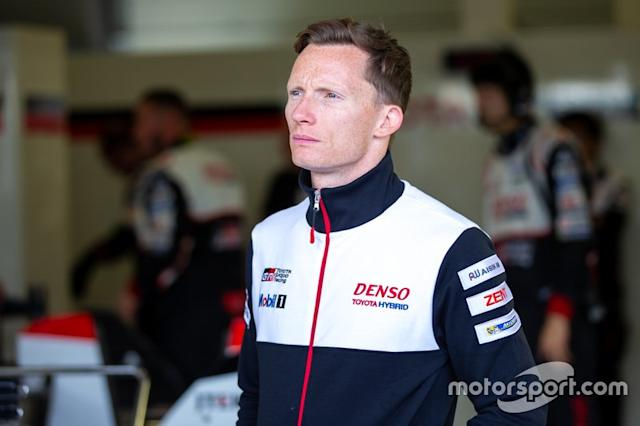 """#9 Mike Conway, FIA WEC <span class=""""copyright"""">Paul Foster</span>"""