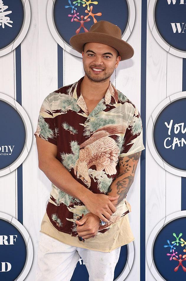 Guy Sebastian talks about the X Factor's judges clash. Source: Getty