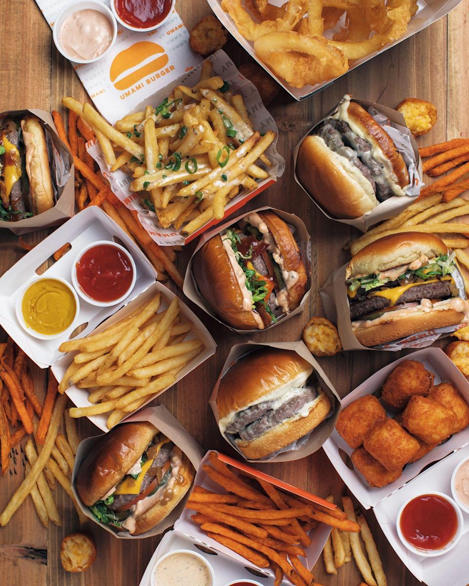 The new GO by Citizens app from nationwide restaurant operator C3 allows customers to combine menu items from many different restaurants, including chains like Umami Burger, in a single home delivery order.