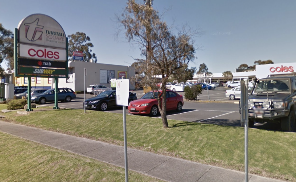 A nine-year-old boy was almost abducted at a shopping centre in Doncaster East. Source: Google Maps