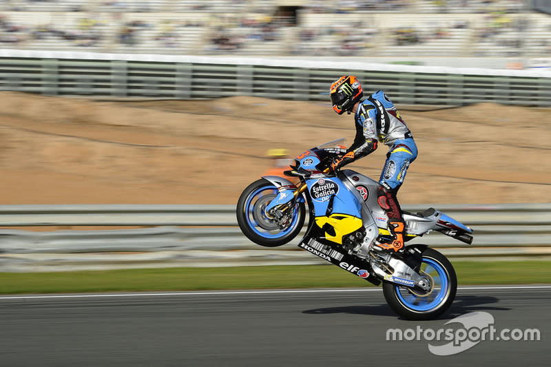 "2016 - Tito Rabat, Estrella Galicia 0,0 Marc VDS<span class=""copyright"">Gold and Goose / Motorsport Images</span>"