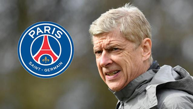 The Arsenal boss will leave the Gunners at the end of the season and the Ligue 1 champions' boss wouldn't be surprised if he returned to France