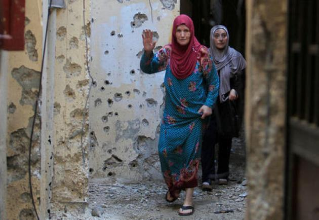 Clashes kill two in Palestinian refugee camp in Lebanon