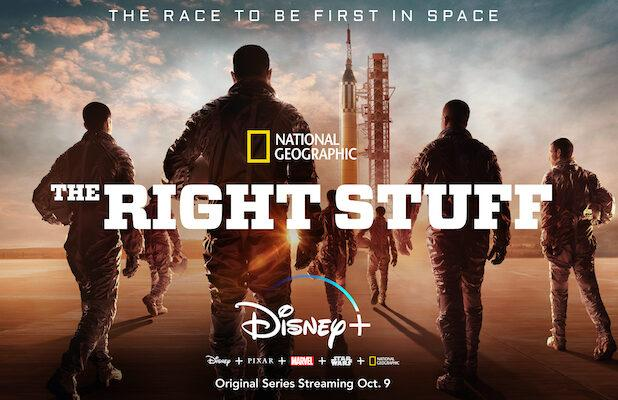 'The Right Stuff' Series Trailer Counts Down to Disney+ Launch on October 9 (Video)