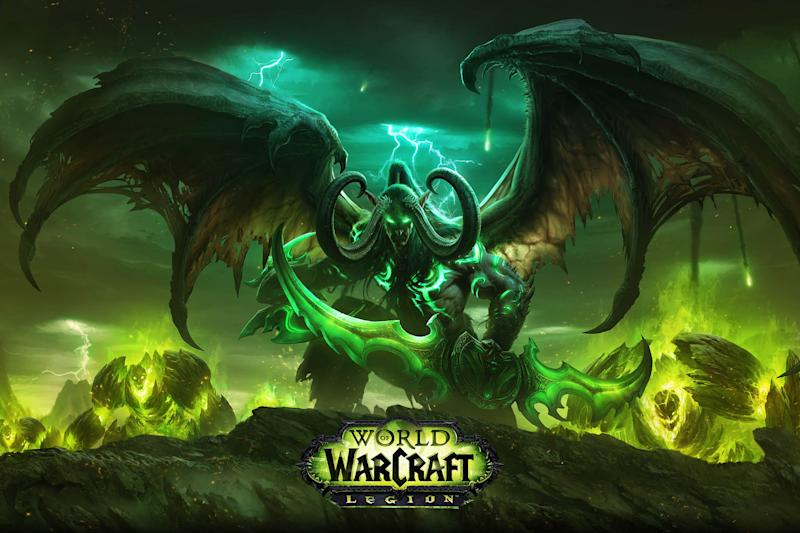 You are not prepared! Illidan Stormrage returns this summer for World of Warcraft: Legion