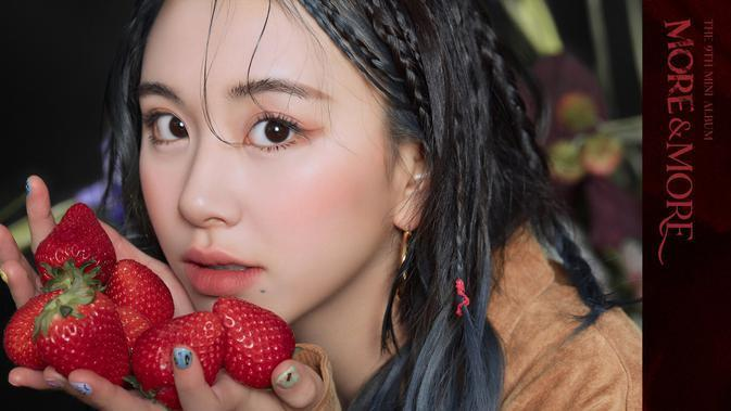 Chaeyoung Twice (JYP Entertainment via Soompi)