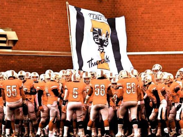 The Timpview High football program — Facebook