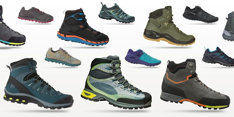 The 10 Best Hiking Boots and Trail-Running Shoes This Year. Paige Szmodis.  Runner s World January 15 5b5c53e7696