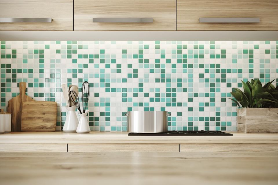 backsplash, interior design mistakes