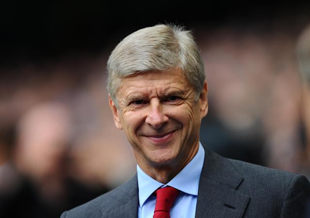 Arsene Wenger is some bookmakers' favorite to replace Zinedine Zidane as the next Real Madrid manager. (Getty)