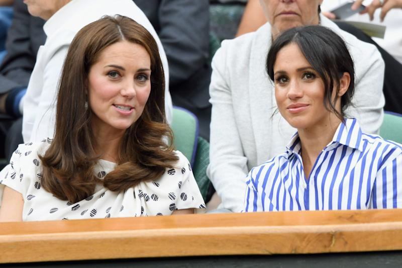 Meghan Markle and Kate Middleton's Thank-You Notes Confirm They're a Class Act