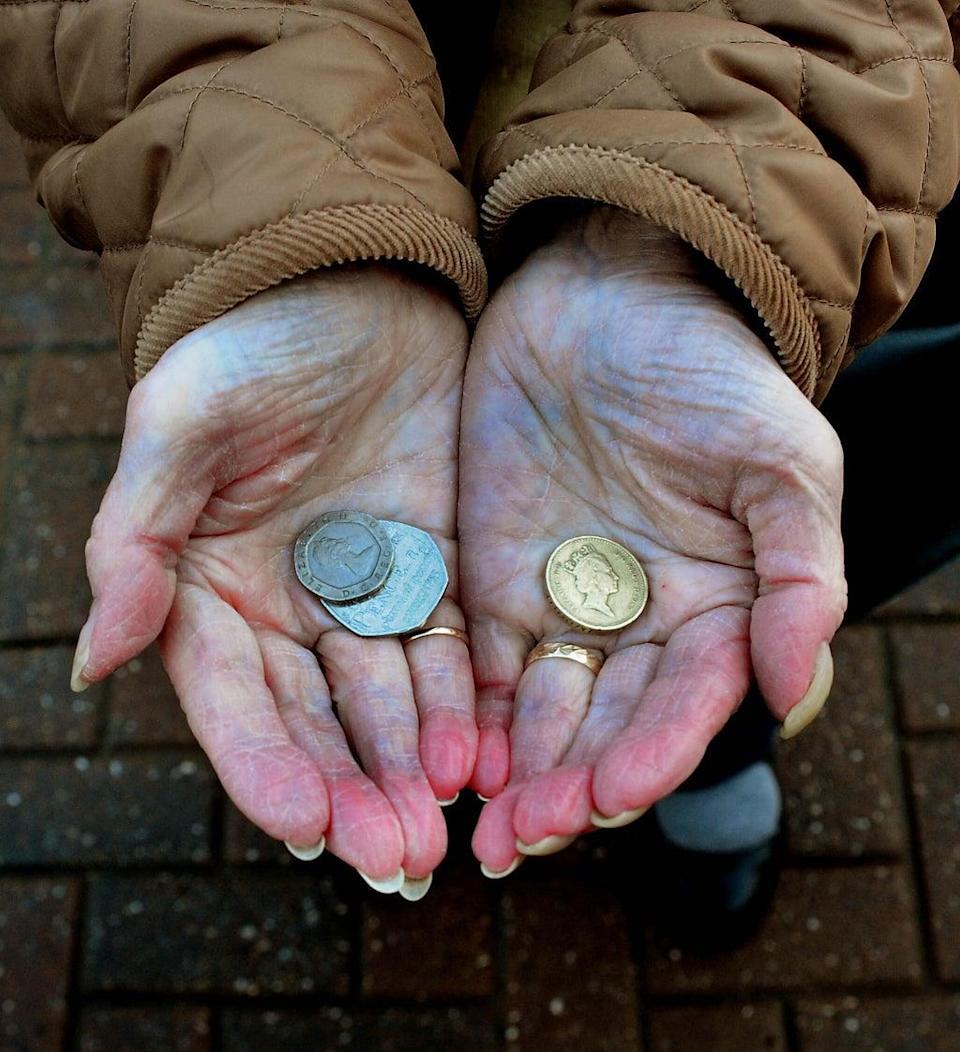 Experts have warned that pension savers could unwittingly cut off their entitlement to certain benefits and other financial help by releasing cash from their retirement pots (Rui Vieira/PA) (PA Archive)