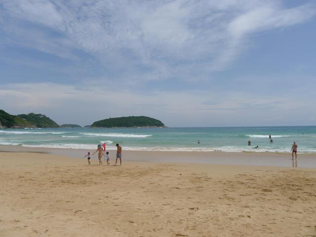 <p>No. 8 Most Affordable Beaches: Thailand<br> Sunscreen: $8.49<br> Water: $0.37<br> Beer: $2.72<br> Ice Cream: $0.93<br> Lunch: $9.17<br><b>Total: $21.68</b><br> (Photo: Nai Harn Beach in Phuket, Thailand/wales_gibbons/<span>Flickr</span>) </p>