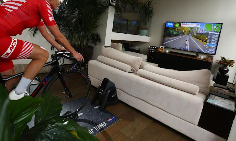Cycling Startup Zwift Passes $1 Billion Value After Fund Raising