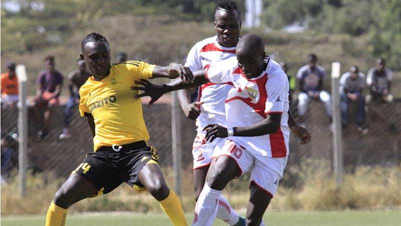 Wazito coach Muhammed Ahmed delighted by trio's return