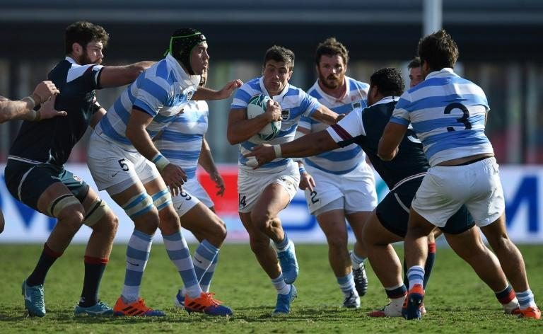 Argentina haven't played since the Rugby World Cup in Japan, more than a year ago