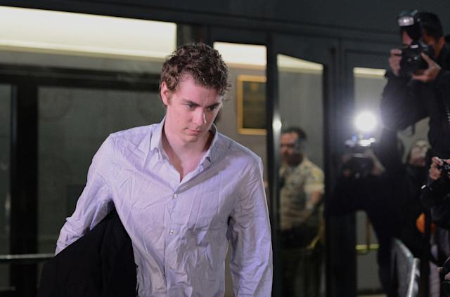 "An attorney for Brock Turner wants to overturn his 2016 conviction on the basis of ""outercourse."" (Photo: Getty Images)"