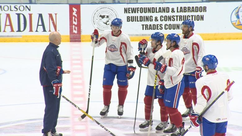 So long, IceCaps: Final regular-season game tonight at Mile One Centre