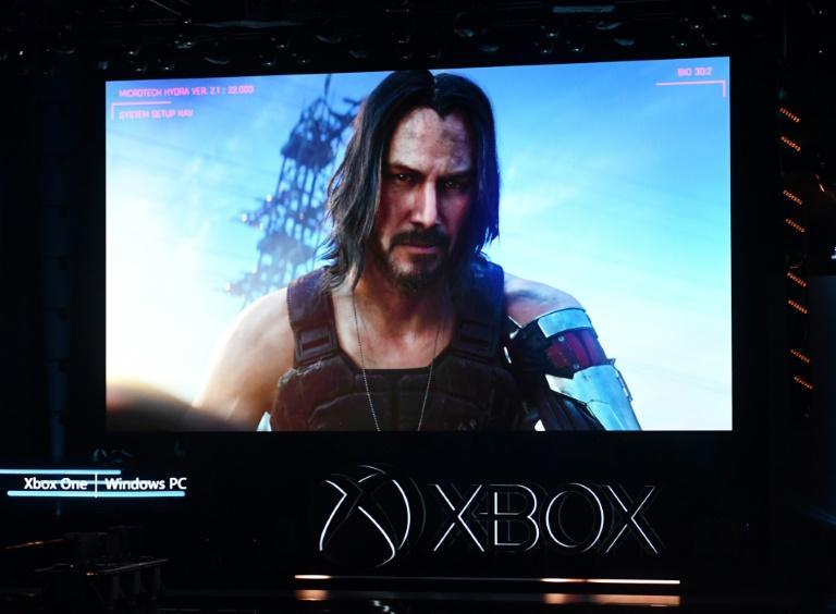Gamers are excited about the new action title starring Hollywood legend Keanu Reeves