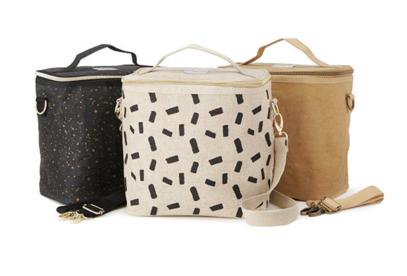 Washable Lunch Bags. (Photo: Uncommon Goods)