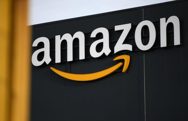 Amazon said that its employees would not attend Mobile World Congress in Barcelona due to fears about coronavirus. (Ina Fassbender/AFP via Getty Images)