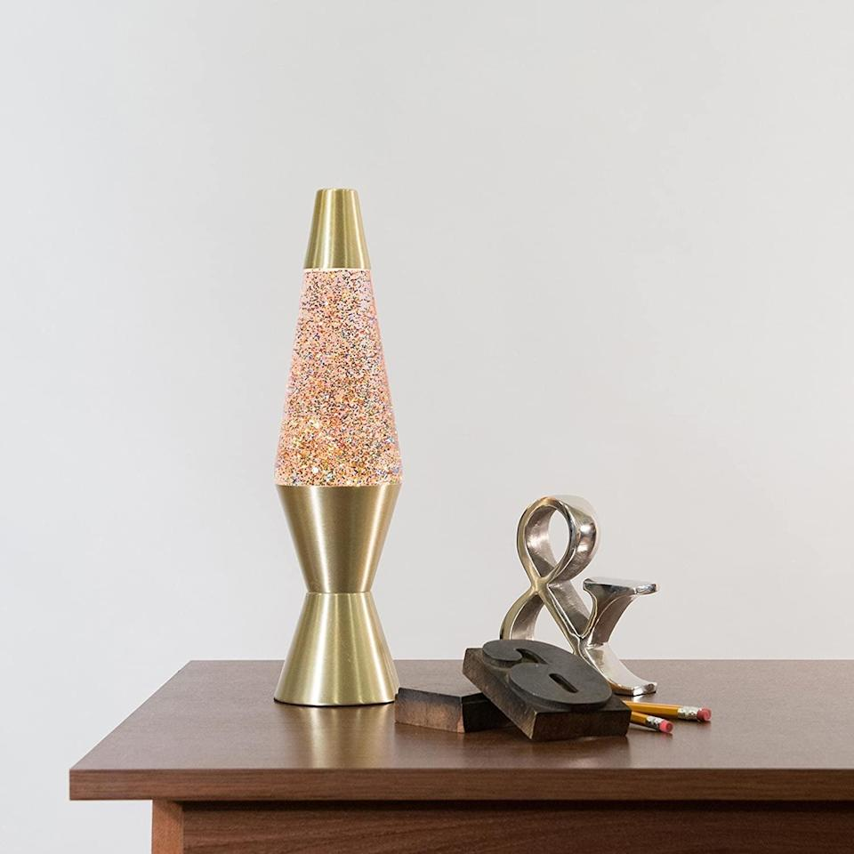 <p>They can put this <span>Glitter Lava Lamp</span> ($20) in their room.</p>