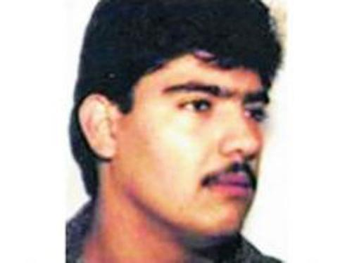 "FILE - This undated file photo shows Rafael Cardenas Vela, the nephew of the former boss of Mexico's Gulf cartel. Cardenas Vela, a Gulf cartel member of distinguished lineage who ran three important ""plazas"" or territories, recently testified to the organization's structure and operations in such detail that it could compose a short course _ Narco 101, perhaps. (AP Photo/Courtesy Photo via The Brownsville Herald, File)"