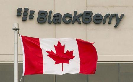 BlackBerry Ltd (BB) PT Raised to C$14.50 at Scotiabank