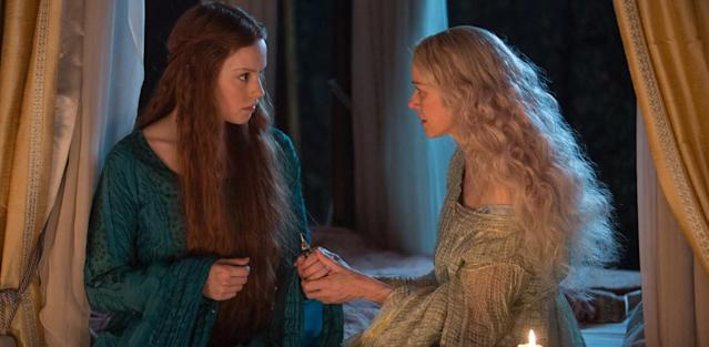 Daisy Ridley and Naomi Watts star in <i>Ophelia</i> by Claire McCarthy. (Photo courtesy of Sundance Institute)