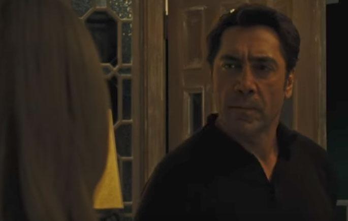 Javier Hardem stars opposite J-Law. Source: Paramount Pictures
